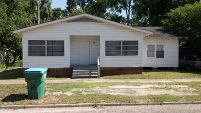 Gulfport Single Family Home For Sale: 3215 15th St