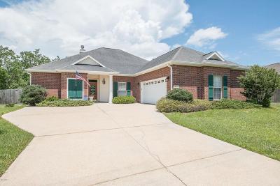 Gulfport Single Family Home For Sale: 13570 Brayton