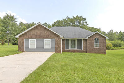 Saucier Single Family Home For Sale: 18724 W Wortham Rd
