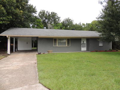 Gulfport Single Family Home For Sale: 735 Carter Dr