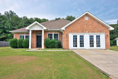 Gulfport Single Family Home For Sale: 13008 Sweetwater Trl