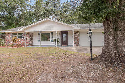Gulfport Single Family Home For Sale: 289 Pinewood Cir