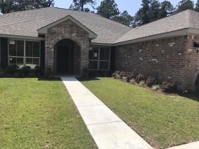 Harrison County Single Family Home For Sale: 14143 Hudson Krohn Rd