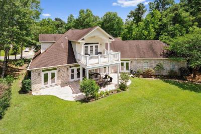 Diamondhead Single Family Home For Sale: 5539 Hanauma St
