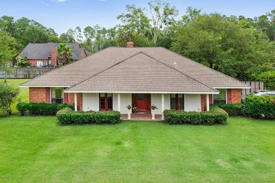 Diamondhead Single Family Home For Sale: 6312 Analii St