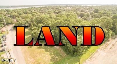 Biloxi MS Residential Lots & Land For Sale: $120,000