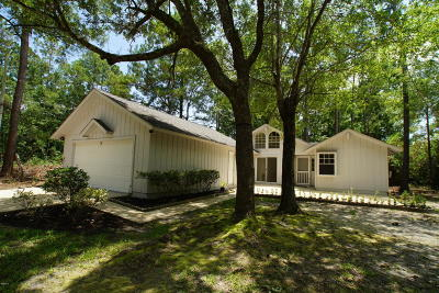 Diamondhead Single Family Home For Sale: 7336 Anela Pl