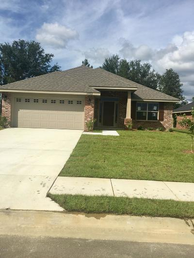 Gulfport Single Family Home For Sale: 14522 Canal Loop