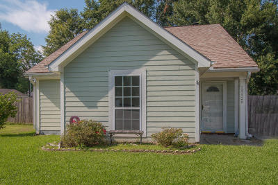 Gulfport Single Family Home For Sale: 13428 Locust Hill Dr