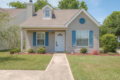 Gulfport Single Family Home For Sale: 13500 Windsong Dr