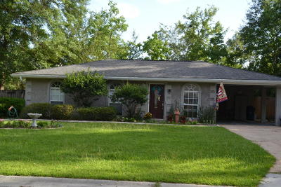 Bay St. Louis Single Family Home For Sale: 204 Corinth Dr