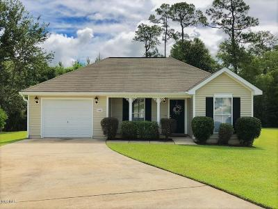 Gulfport Single Family Home For Sale: 13450 Addison Ave