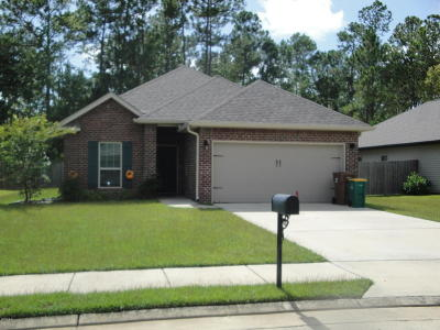 Gulfport Single Family Home For Sale: 11478 Caroline Ct