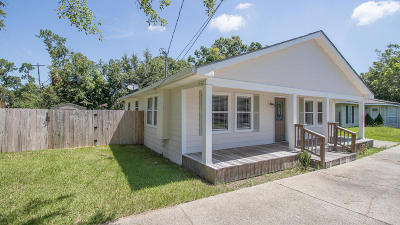 Gulfport Single Family Home For Sale: 1502 Courthouse Rd