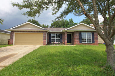 Gulfport Single Family Home For Sale: 16205 Saddle Dr