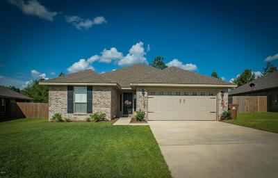 Gulfport Single Family Home For Sale: 18202 Cardinal Ln