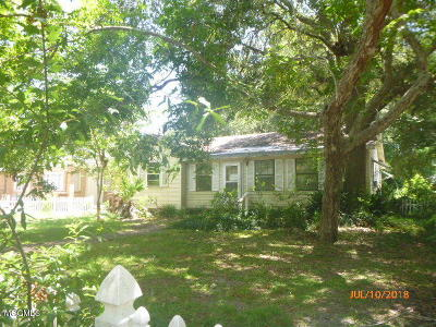 Biloxi Single Family Home For Sale: 2541 Wilson Rd