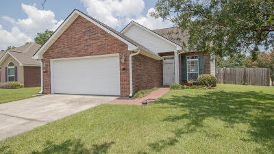 Gulfport Single Family Home For Sale: 12214 Summer Pl