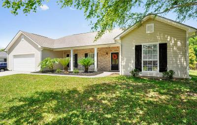Bay St. Louis Single Family Home For Sale: 227 Arcola Ct
