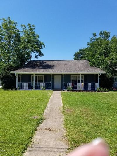 Bay St. Louis Single Family Home For Sale: 426 Carroll Ave