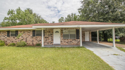 Gulfport Single Family Home For Sale: 2405 Knox St