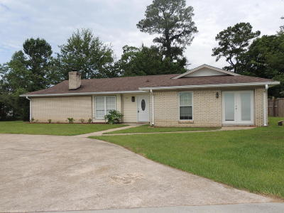 Biloxi MS Single Family Home For Sale: $139,900