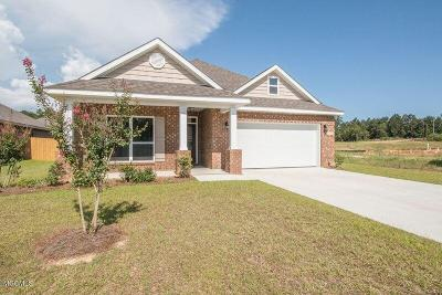 Gulfport Single Family Home For Sale: 10191 Hutter Rd