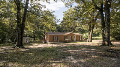 Pass Christian Single Family Home For Sale: 12152 Vidalia Rd