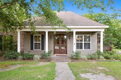 Ocean Springs Single Family Home For Sale: 2524 Faulkner Ct