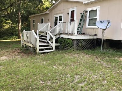 Biloxi MS Single Family Home For Sale: $30,600
