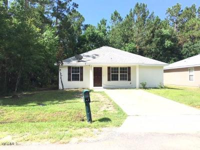 Bay St. Louis Single Family Home For Sale: 7063 W. Marion St