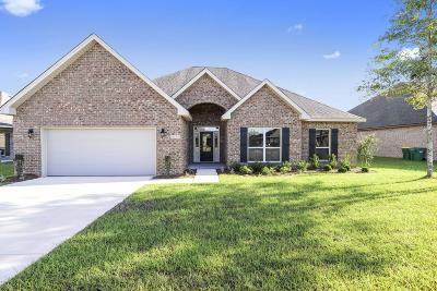 Ocean Springs Single Family Home For Sale: 6574 Sugarcane Cir