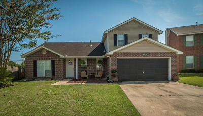 Gulfport Single Family Home For Sale: 16181 Saddle Dr