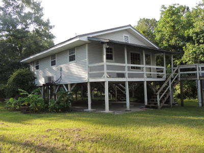 Bay St. Louis Single Family Home For Sale: 10199 River Dr