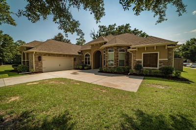 Gulfport Single Family Home For Sale: 11929 Ol Oak Dr