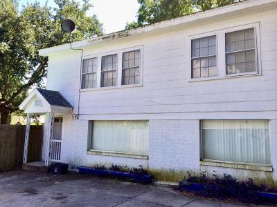Biloxi MS Multi Family Home For Sale: $105,000