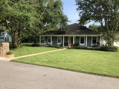 Biloxi MS Single Family Home For Sale: $226,000