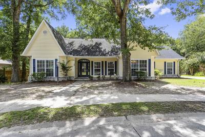 Ocean Springs Single Family Home For Sale: 903 Woodglen Dr