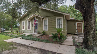 Long Beach Single Family Home For Sale: 106 S Girard Ave