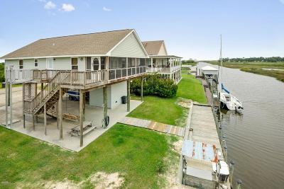 Bay St. Louis Single Family Home For Sale: 5245 Lambert Ln