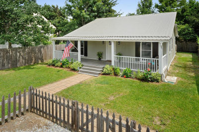 Bay St. Louis Single Family Home For Sale: 215 Bay Oaks Dr