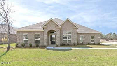 Ocean Springs Single Family Home For Sale: 6582 Sugarcane Cir