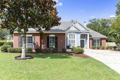 Ocean Springs Single Family Home For Sale: 9 Schooner Ln