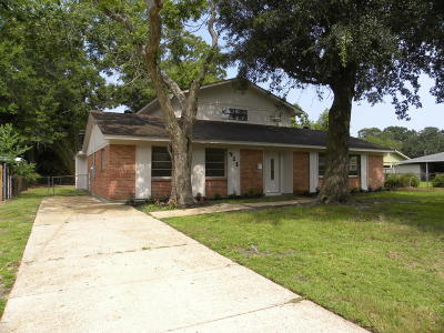 Gulfport Single Family Home For Sale: 511 Red Oak Dr