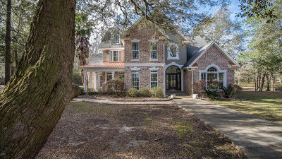 Gulfport Single Family Home For Sale: 14215 Wolf Run Blvd