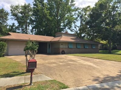 Biloxi Single Family Home For Sale: 716 Holly Hills Dr