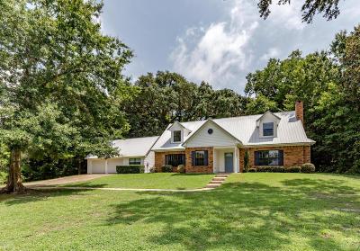 Ocean Springs Single Family Home For Sale: 13612 Fairway Dr