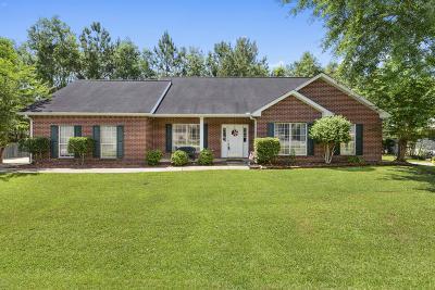 Diamondhead Single Family Home For Sale: 8828 Hana Pl