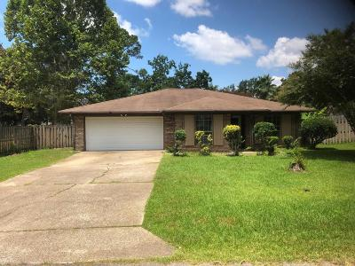 Ocean Springs Single Family Home For Sale: 1721 S 1st St