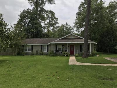 Gulfport Single Family Home For Sale: 209 48th St